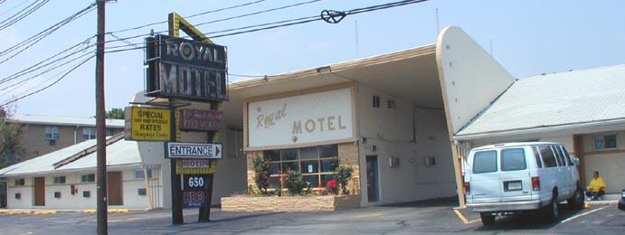 Royal Motel Secaucus Nj