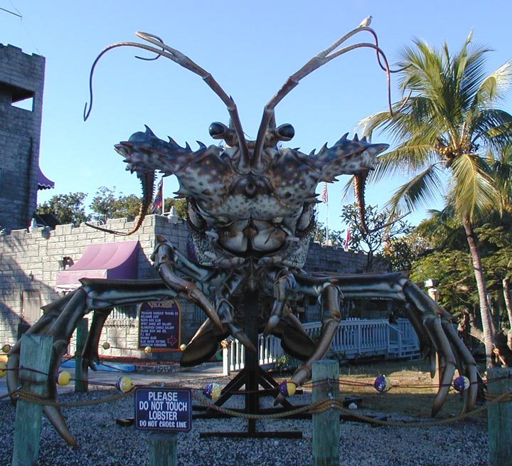 Lobster Crawfish Amp Shrimp Statues Roadsidearchitecture Com