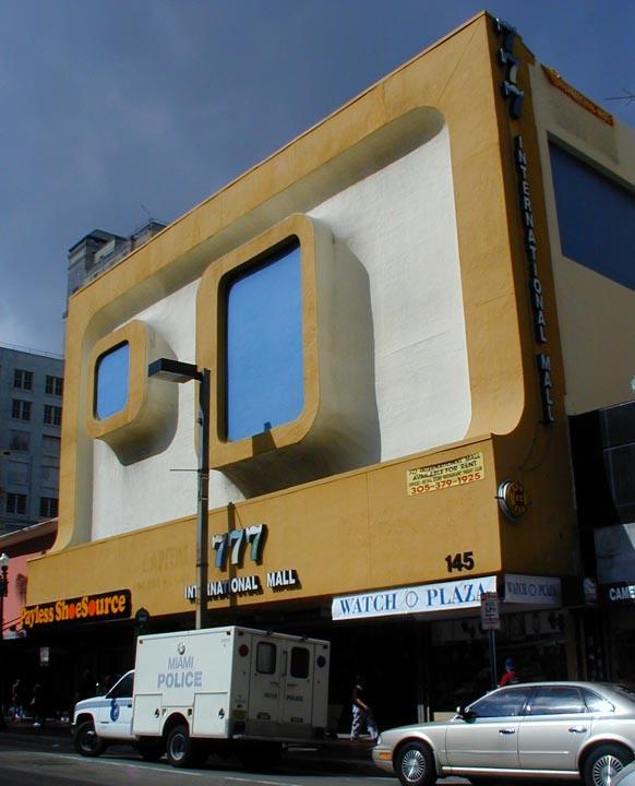 Florida Mid-Century Modern Retail Buildings