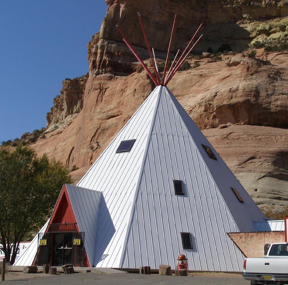 Teepee Stands Roadsidearchitecture Com