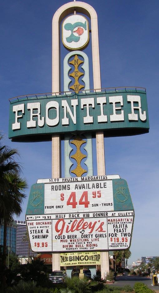 vegas frontier casino online