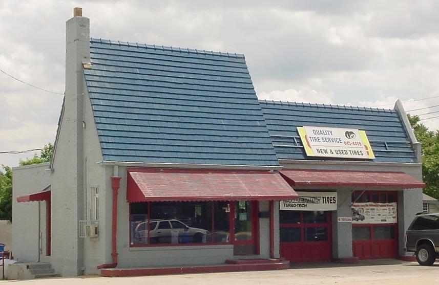 Virginia Pure Oil Gas Stations | RoadsideArchitecture.com