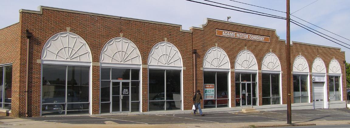 Car Dealerships In Lynchburg Va >> Virginia Car Showrooms & Dealerships | RoadsideArchitecture.com
