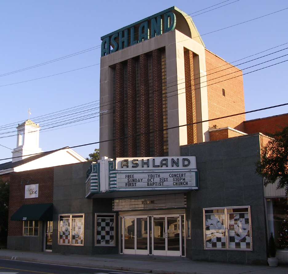 Hopewell movie theaters