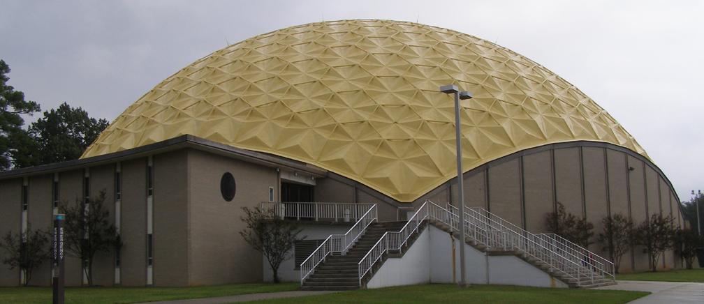 Louisiana Mid Century Modern Domes Roadsidearchitecture Com