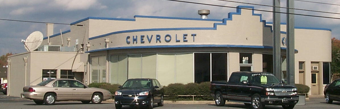 Car Dealerships In Rock Hill Sc >> South Carolina Car Showrooms & Dealerships | RoadsideArchitecture.com