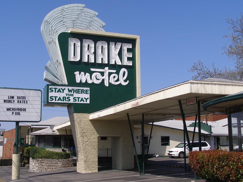 Drake Motel Nashville Tn
