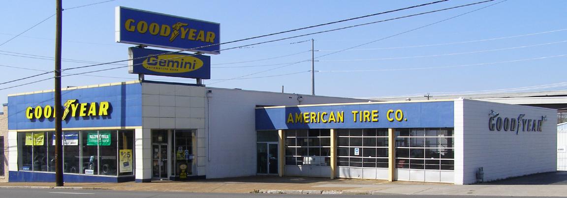 Goodyear Tire Stores Roadsidearchitecture Com
