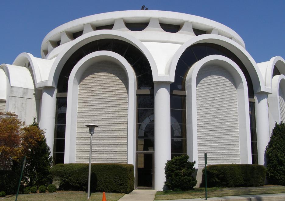 Georgia MidCentury Modern Churches RoadsideArchitecturecom