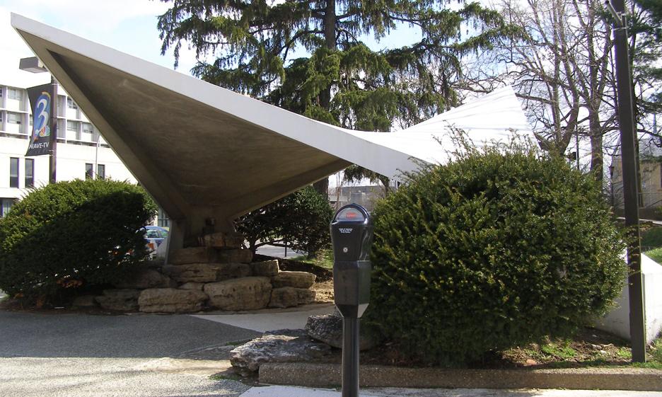 Modern Architecture Louisville Ky kentucky mid-century modern buildings | roadsidearchitecture