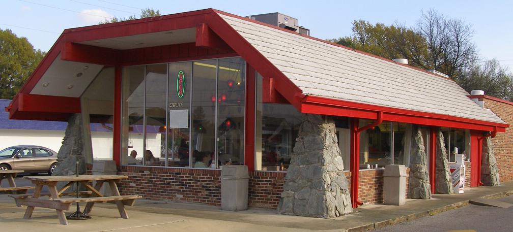 Tennessee Restaurants | RoadsideArchitecture.com