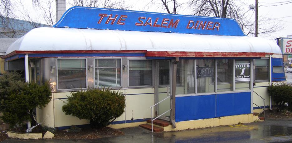 Salem Diner – Roadfood