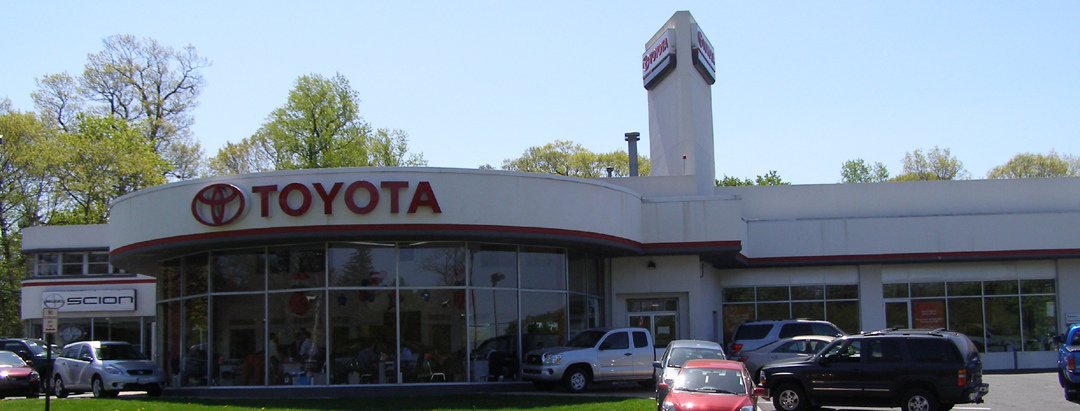 Toyota Dealership Lexington Ky >> New York Car Showrooms & Dealerships | RoadsideArchitecture.com