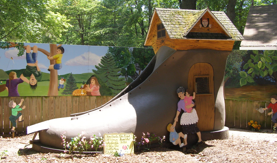 Michigan Fairy Tale Parks Roadsidearchitecture Com