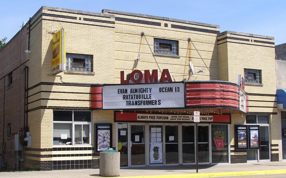 Michigan Movie Theatres Roadsidearchitecture Com
