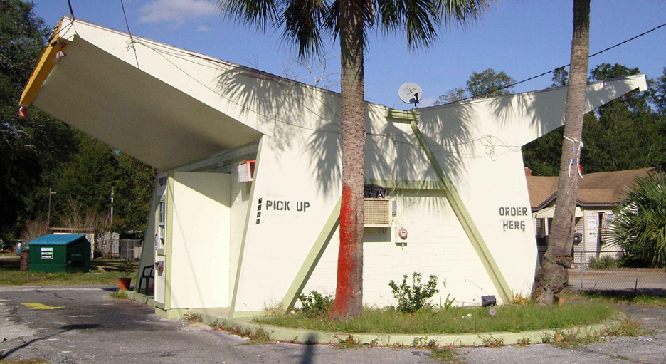 Florida Mid-Century Modern Roofs & Canopies | RoadsideArchitecture.com