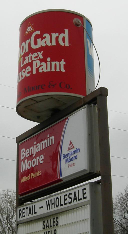Giant Paint Cans Roadsidearchitecture Com