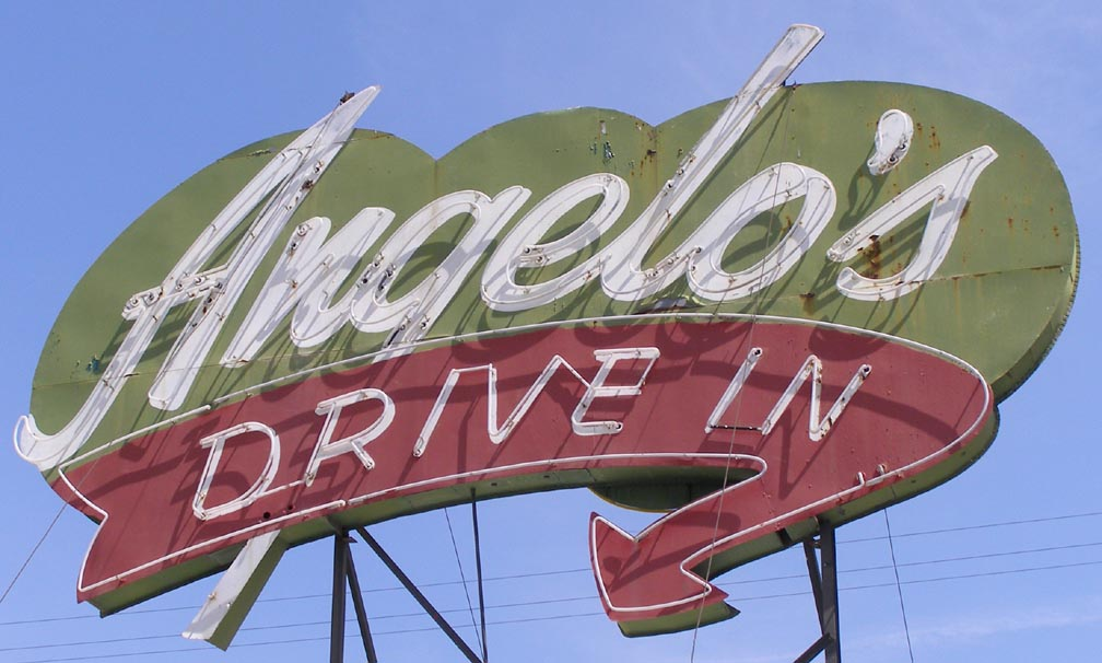 California Drive-in Restaurants | RoadsideArchitecture.com