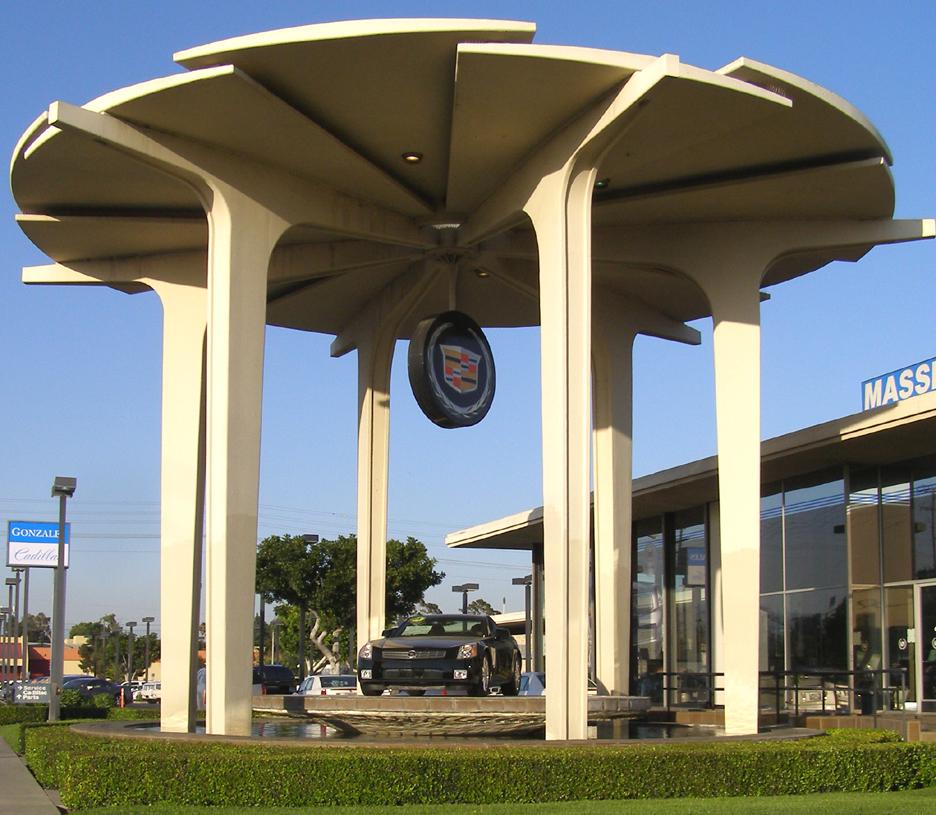 Cadillac Dealerships In Michigan: California Car Showrooms & Dealerships
