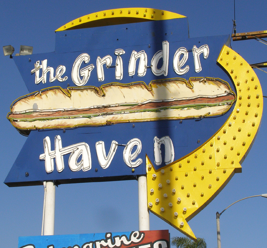 2013 grinder haven opened in 1958 as d elia s grinder haven the sign s