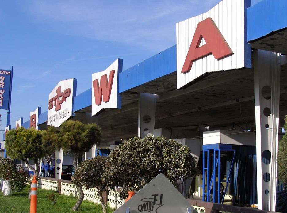 Mid century modern car washes roadsidearchitecture pacific car wash gone solutioingenieria Images