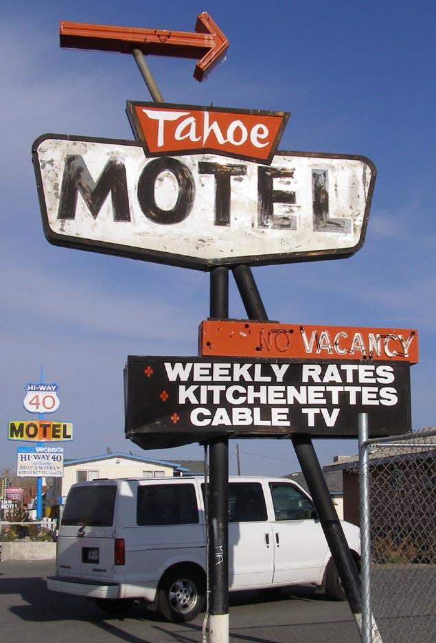 Reno Signs Roadsidearchitecturecom
