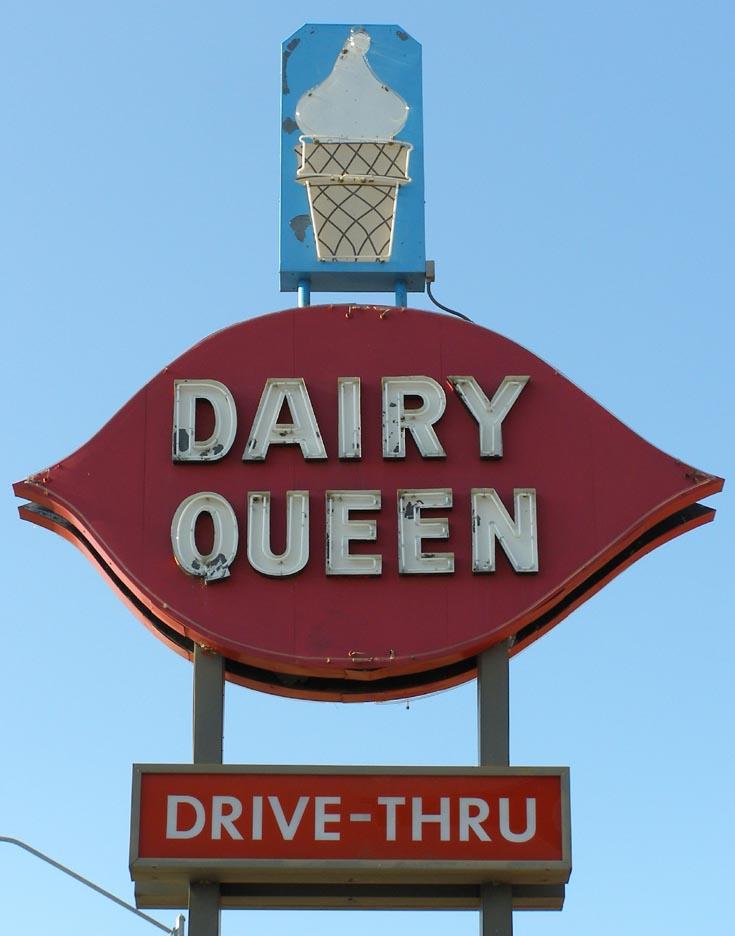 Austin IN Dairy Queen Gone