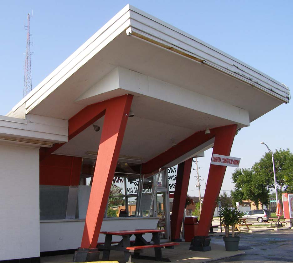 Sandy S Hamburgers Roadsidearchitecture Com
