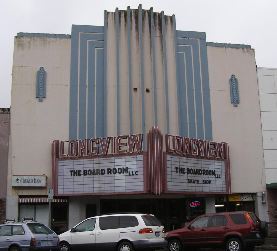 Washington Movie Theatres