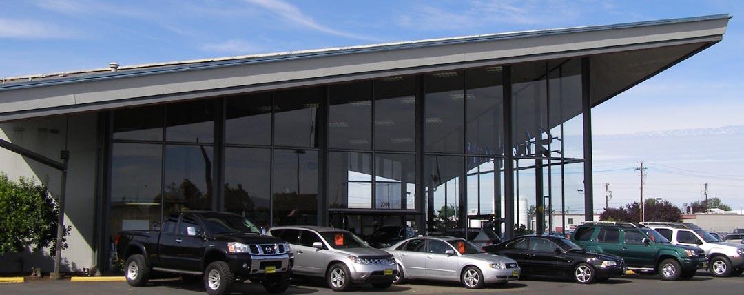 Oregon Car Showrooms Dealerships