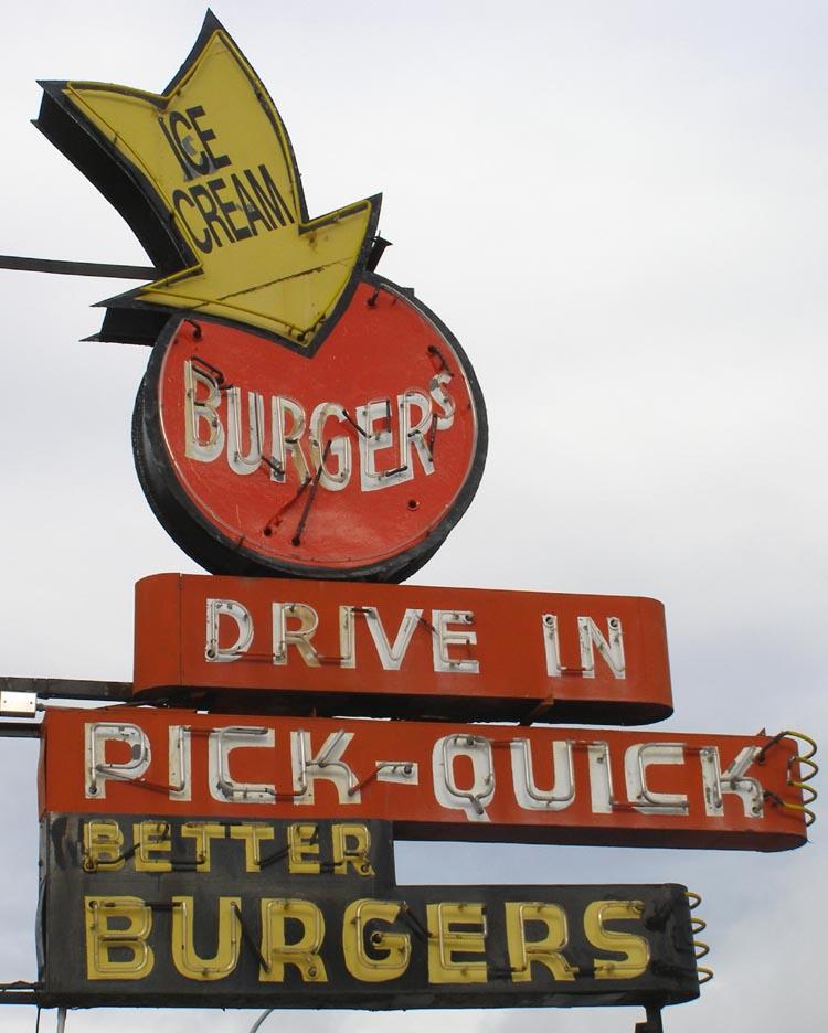 Washington Drive-in Restaurants