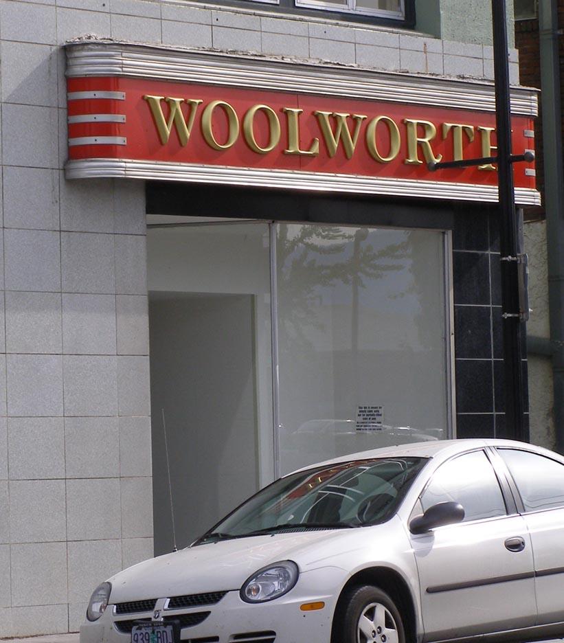 Furniture Stores Medford Oregon Oregon Woolworth Store Buildings | RoadsideArchitecture.com