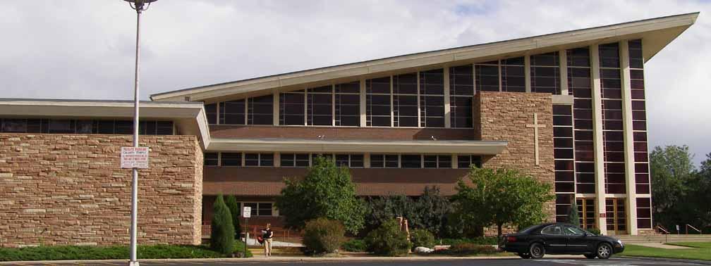 Denver mid century modern churches for Mid century modern denver