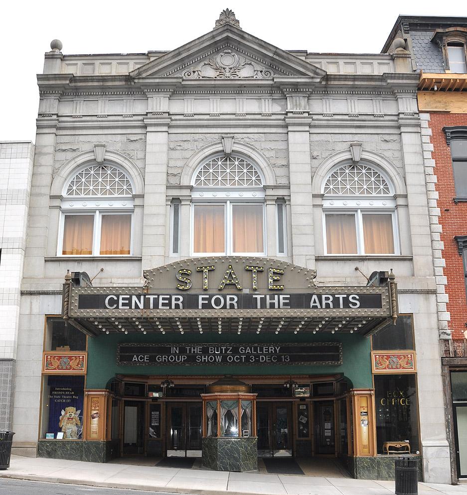 pennsylvania movie theatres roadsidearchitecturecom