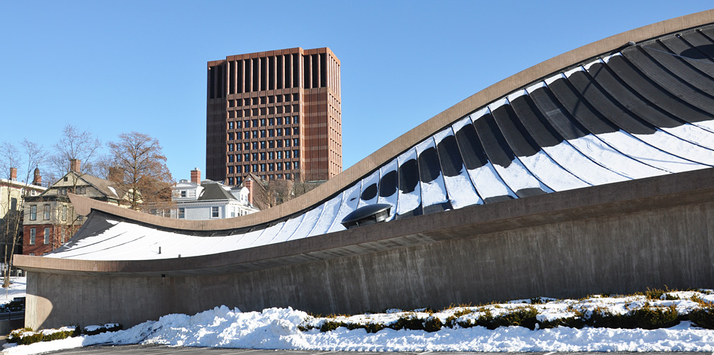 Connecticut Mid Century Modern Educational Buildings
