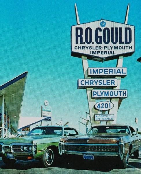 California Car Showrooms & Dealerships