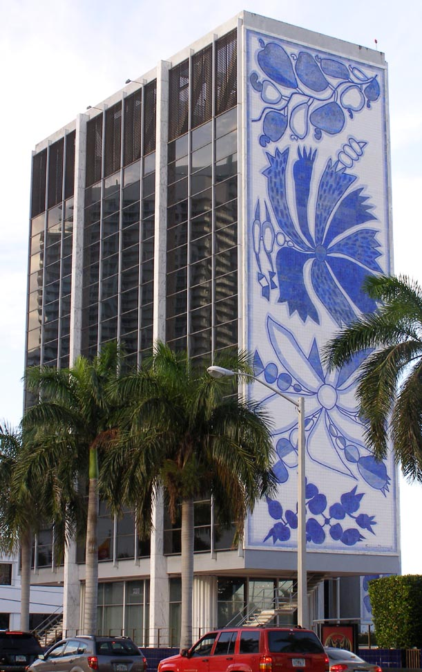 Bacardi Buildings Miami fl