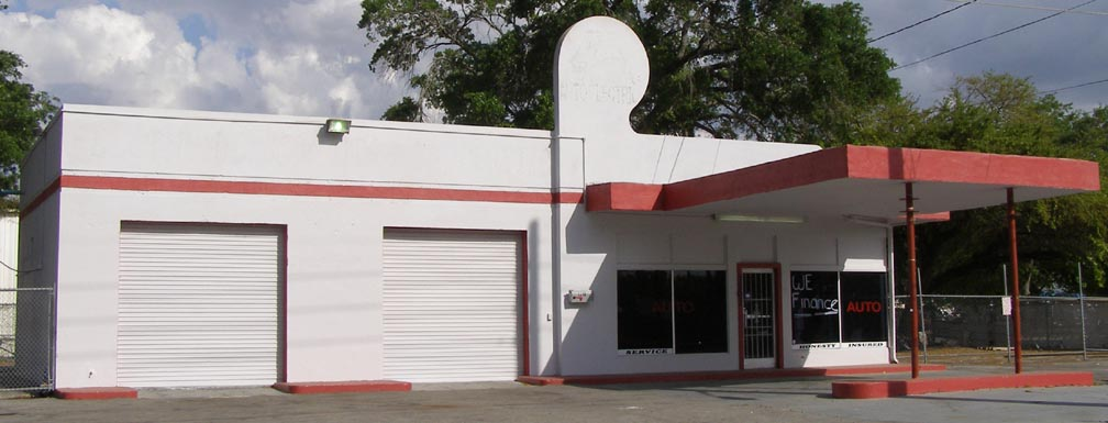 Florida Icebox & Modern Gas Stations | RoadsideArchitecture com