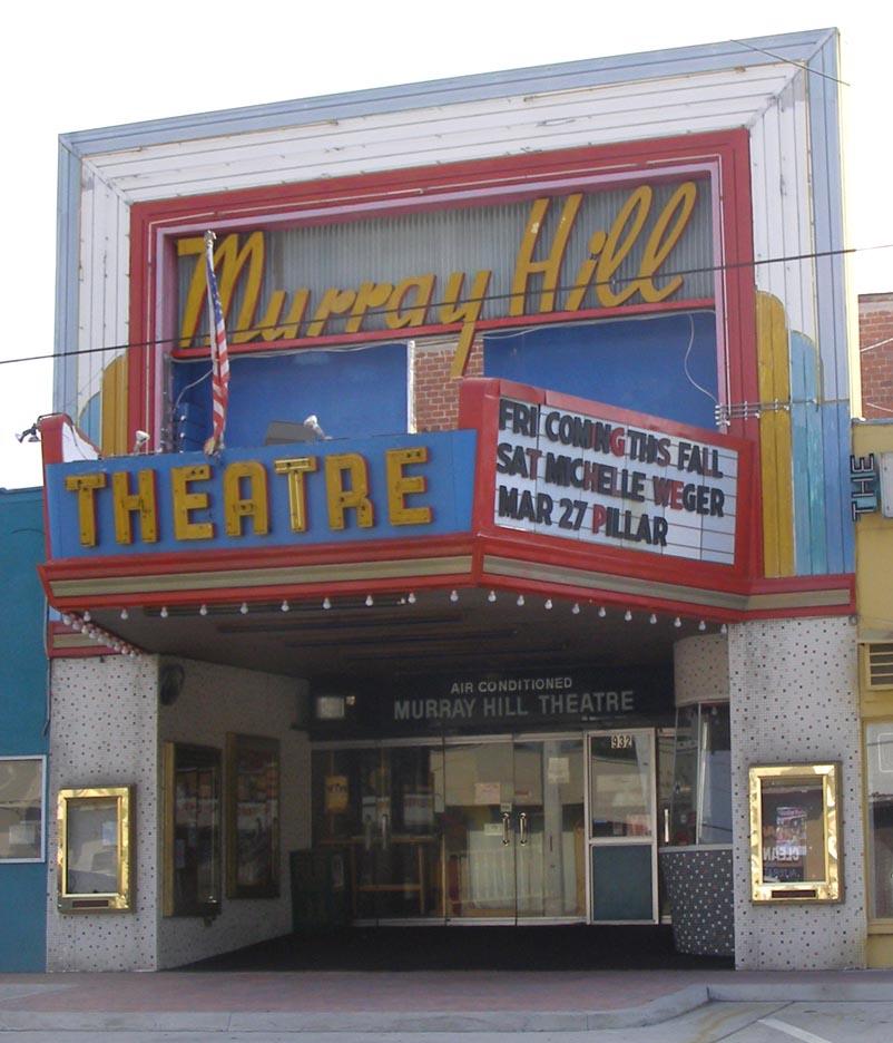 Movie theatre in fl showing atonement