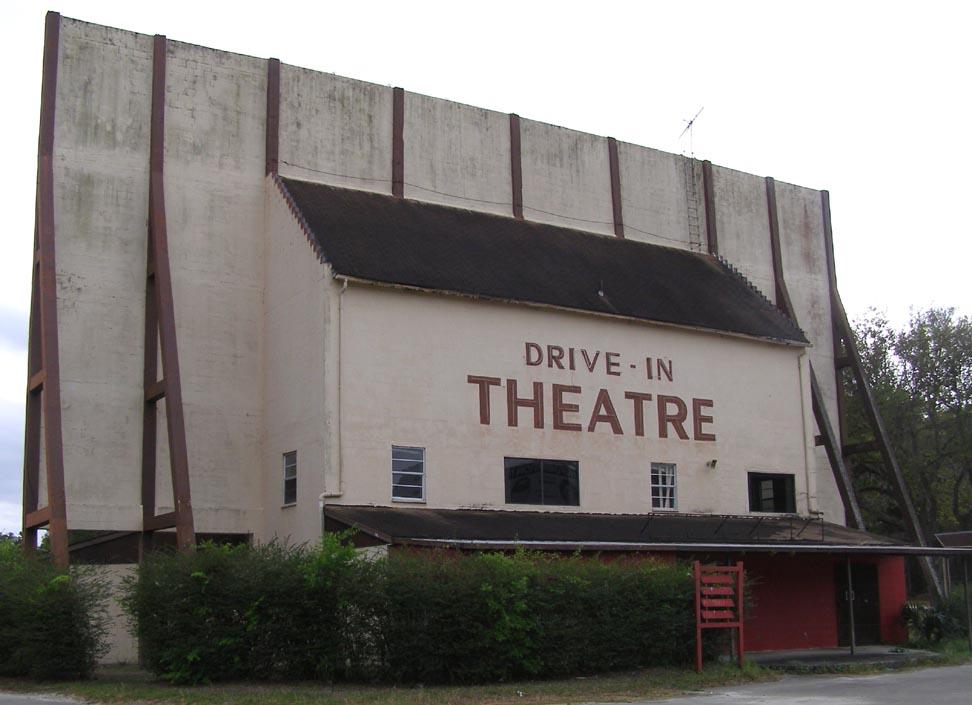 florida drive in theatres roadsidearchitecture com