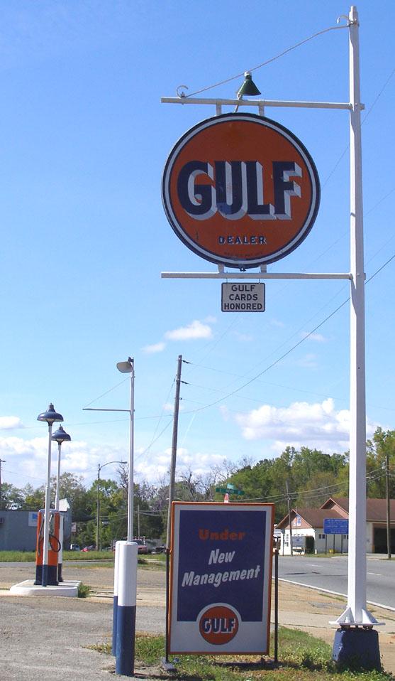 Florida Icebox Amp Modern Gas Stations