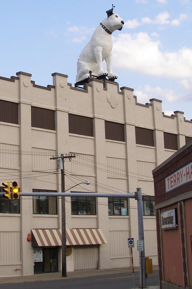 Dog Statues Roadsidearchitecture Com