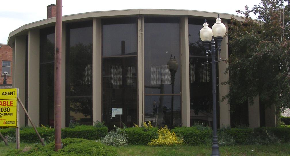 New York Mid-Century Modern Banks   RoadsideArchitecture com