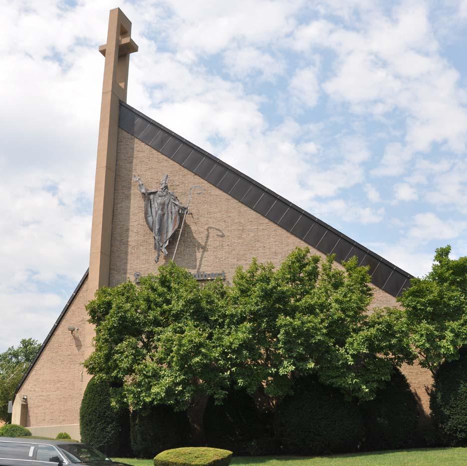 St Adalbert Church Staten Island