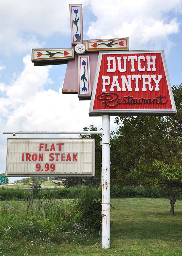 Dutch Pantry Restaurant Clearfield Pa