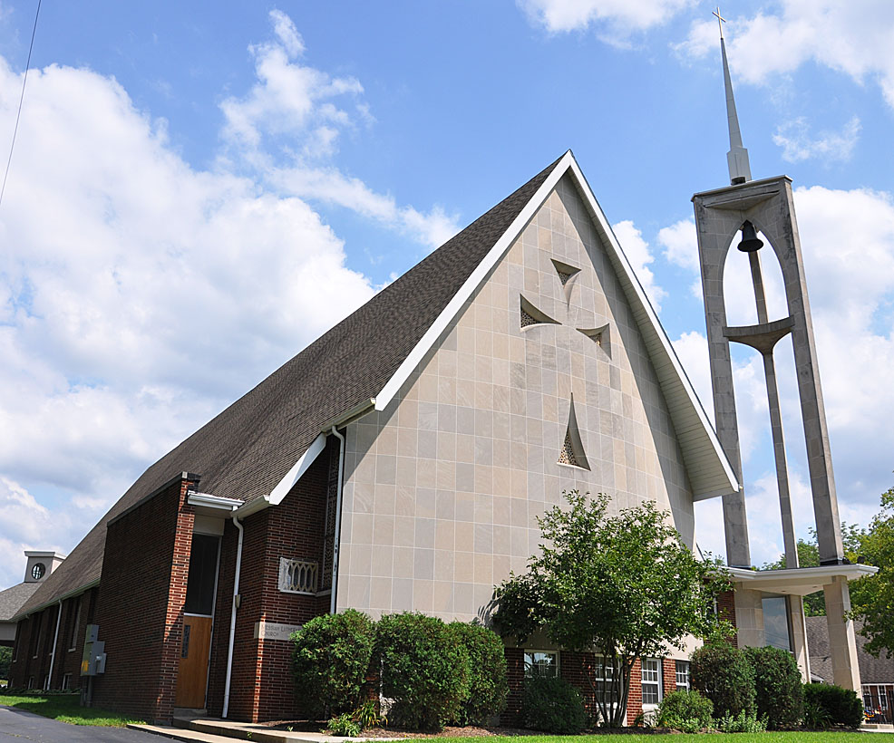Madeira, OH, Messiah Lutheran Church