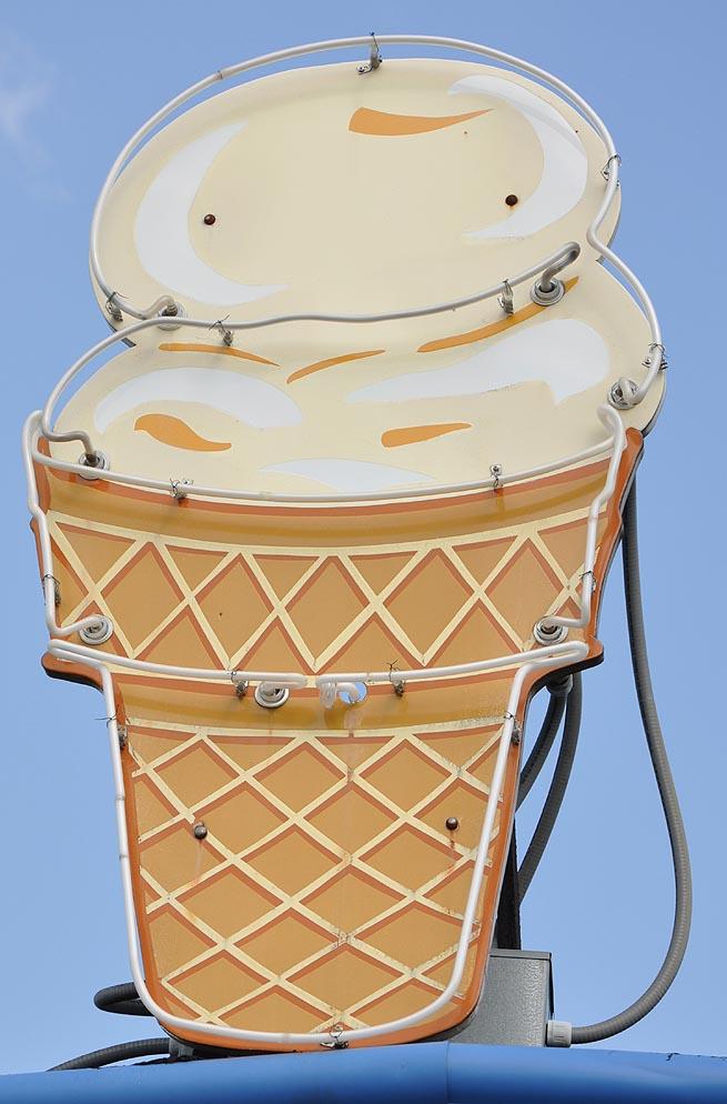 Frozen Custard Stands | RoadsideArchitecture com