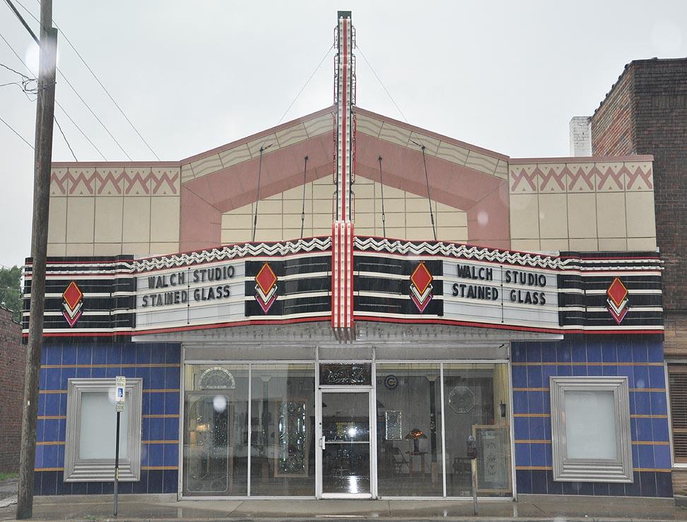 illinois movie theatres roadsidearchitecturecom