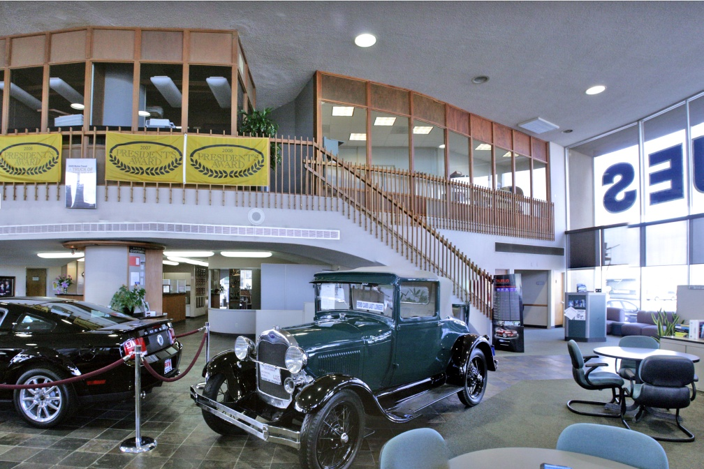 California Car Showrooms & Dealerships | RoadsideArchitecture.com