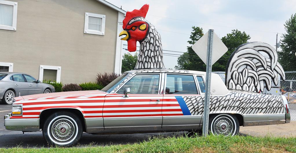 Chicken Cars